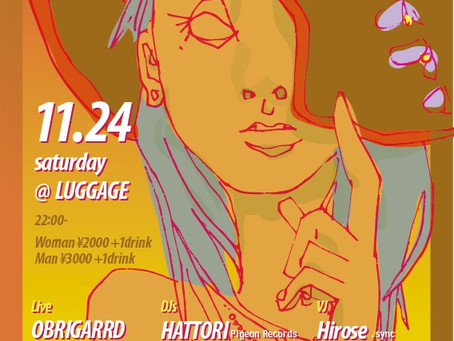 11/24(土)|FUJI Festival #4