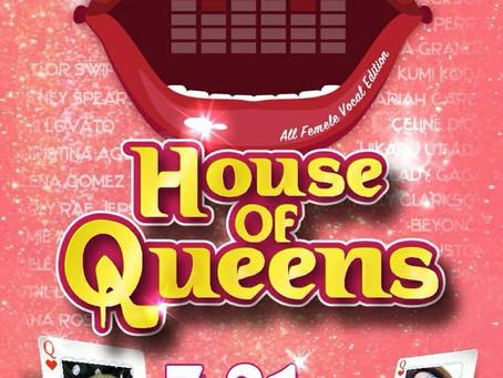 7/21(土) HOUSE OF QUEENS