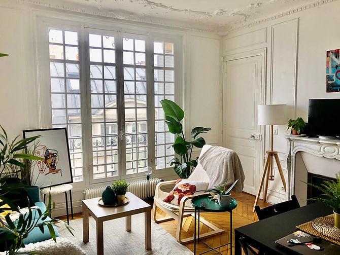 Appartement coliving Paris
