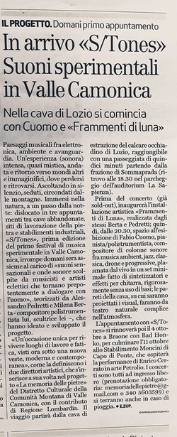 BresciaOggi - S/Tones