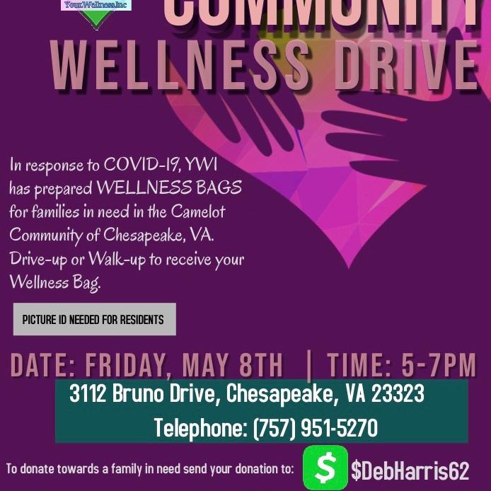 COMMUNITY WELLNESS DRIVE