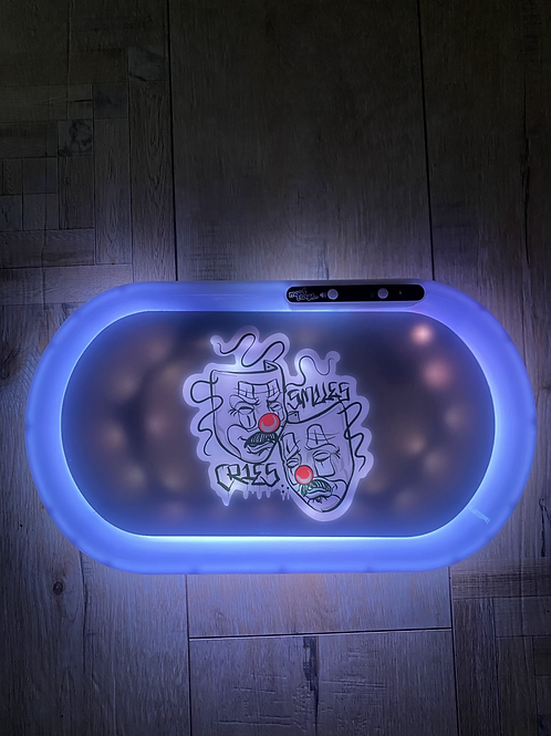 LOCO FACES ROLLING TRAY