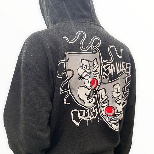 LOCO FACES HOODIE SWEATER