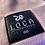 "Thumbnail: LOCA / TRUST NO FOOL PINK BEANIE ""SO LOCO "" by SPANKYLOCO"