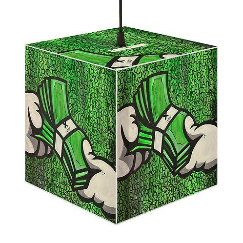 Dinero Cube Lamp