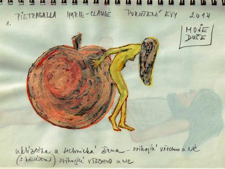 La Tentation d'Eve – primabalerína Pietragalla