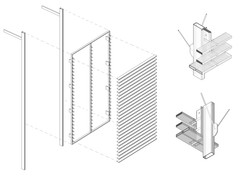 8 new belgium brewing office fort collins shade screen axon analysis open studio architecture