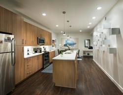 13 Residences at Fillmore Plaza Cherry Creek open studio architecture OSA - interior one bedroom