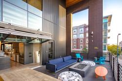 9 OSA exterior courtyard