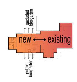 open studio architecture new belgium brewery liquid center expansion program diagram osa