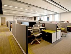 02 Green House Data Center Cheyenne open studio architecture - office interior