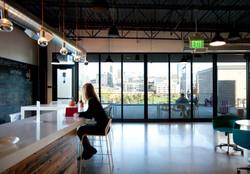 open studio architecture galvanize2 break area bar balcony OSA