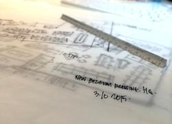 Open Studio Architecture New Belgium Brewery Interior Test Fit OSA