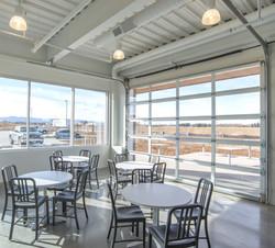 The Brinkman Partners HQ The Fuse break area open studio architecture OSA