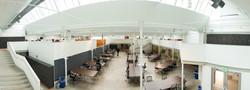 galvanize 1.0 adaptive reuse cowork panorama open studio architecture OSA