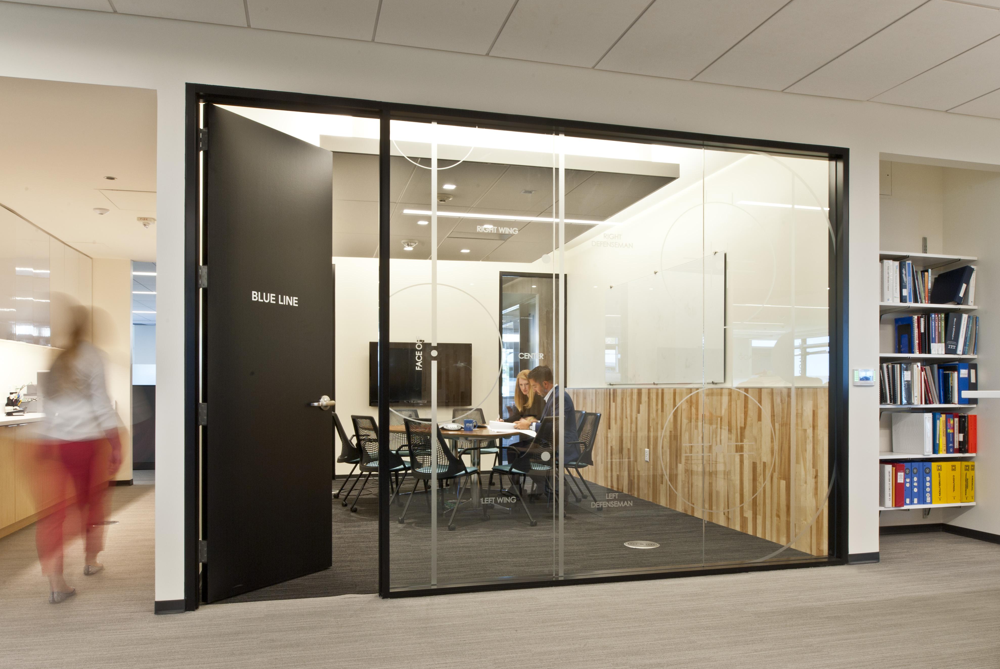 Open Studio Archicture ME Engineers Conference Room Branding OSA
