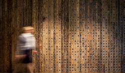 open studio architecture galvanize2 entry wood wall OSA