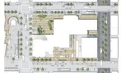 open studio architecture site plan OSA