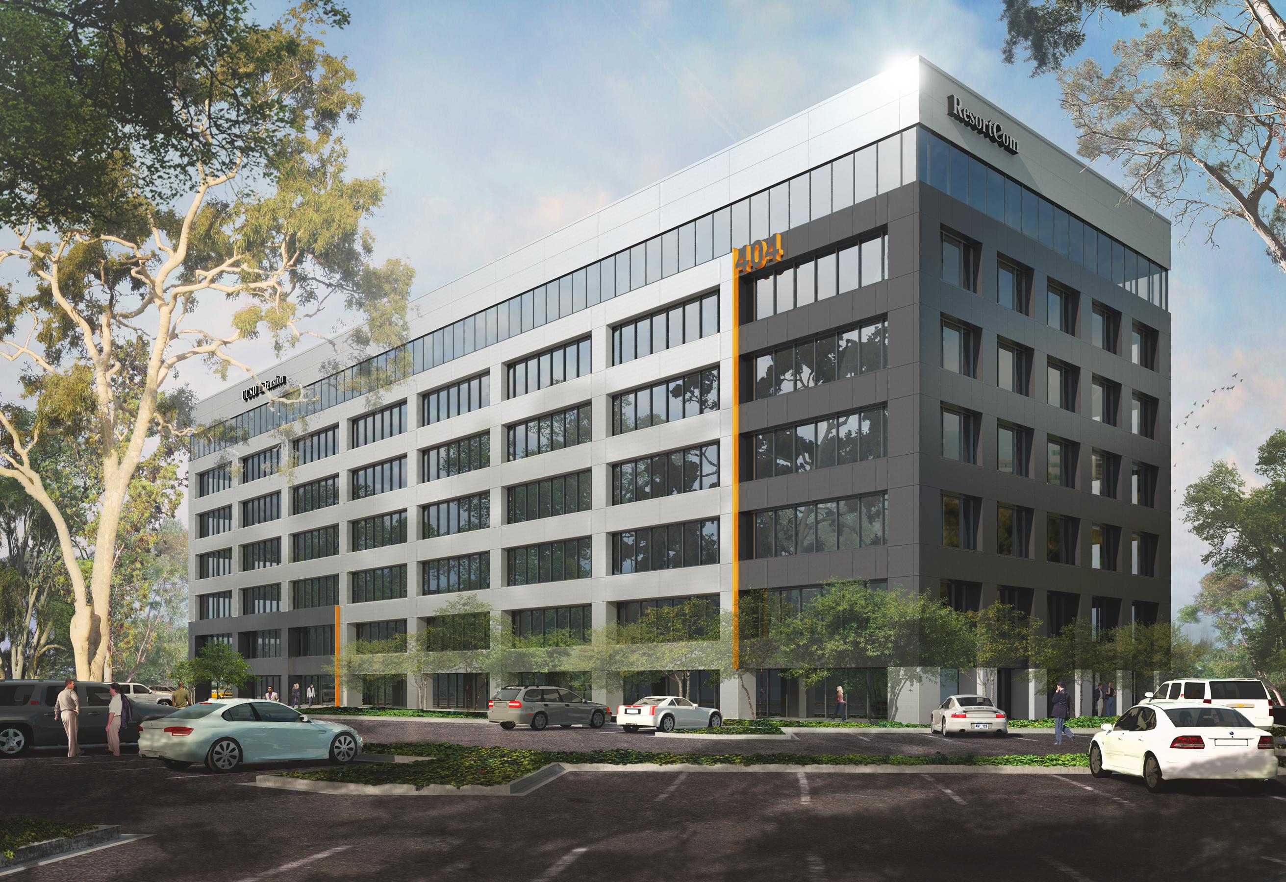 000 open studio architecture Brookwood Crossroads 404 rendering OSA