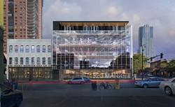 1500 Market Street elevation rendering open studio architecture OSA