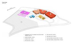 site plan diagram