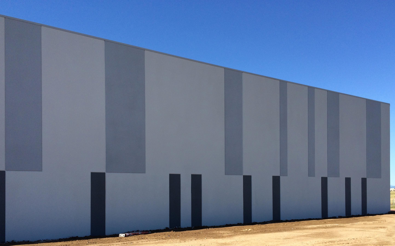 Mikron open studio architecture OSA exterior panel