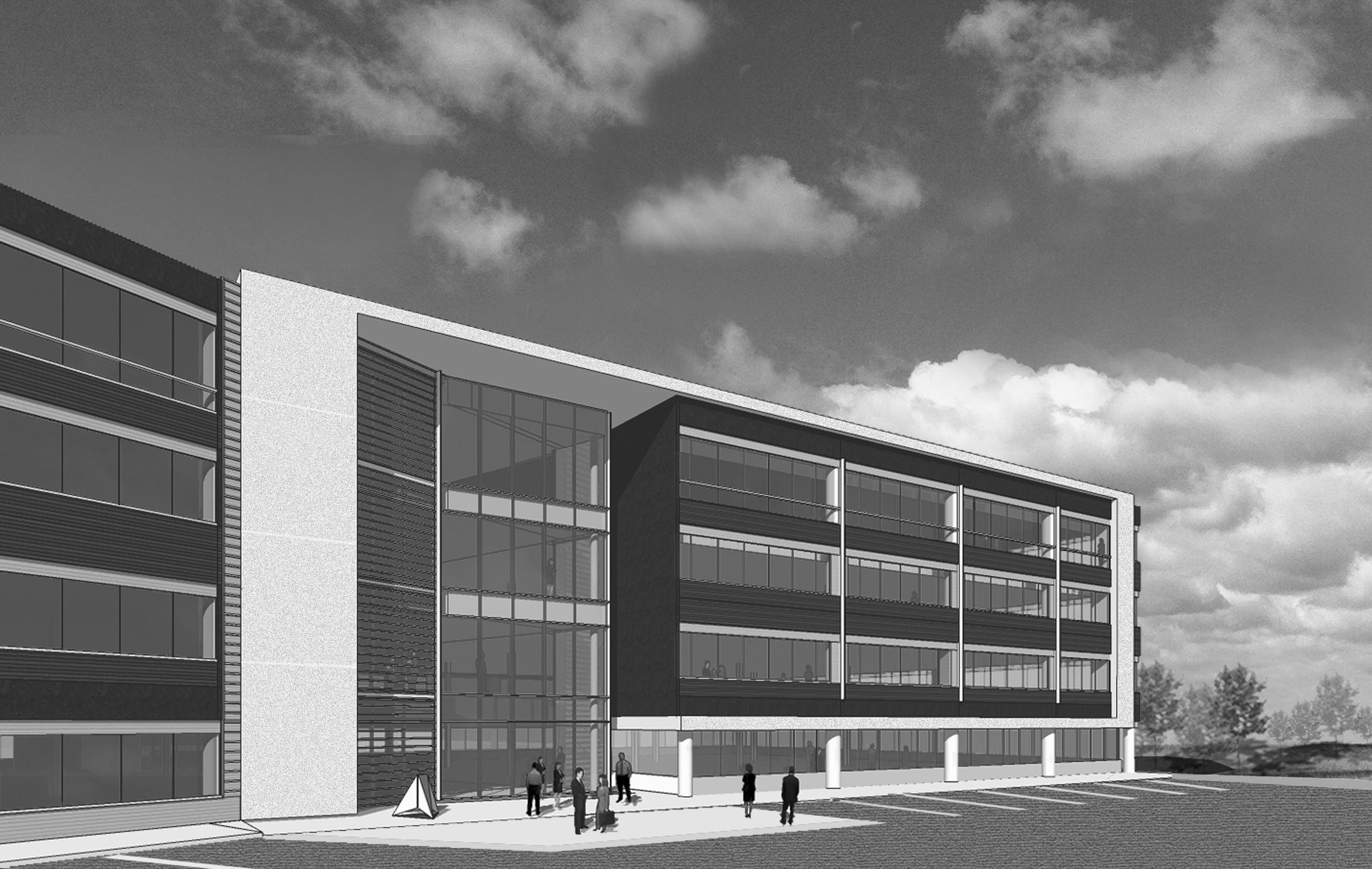 002 open studio architecture Trizzeto Concept entry rendering OSA