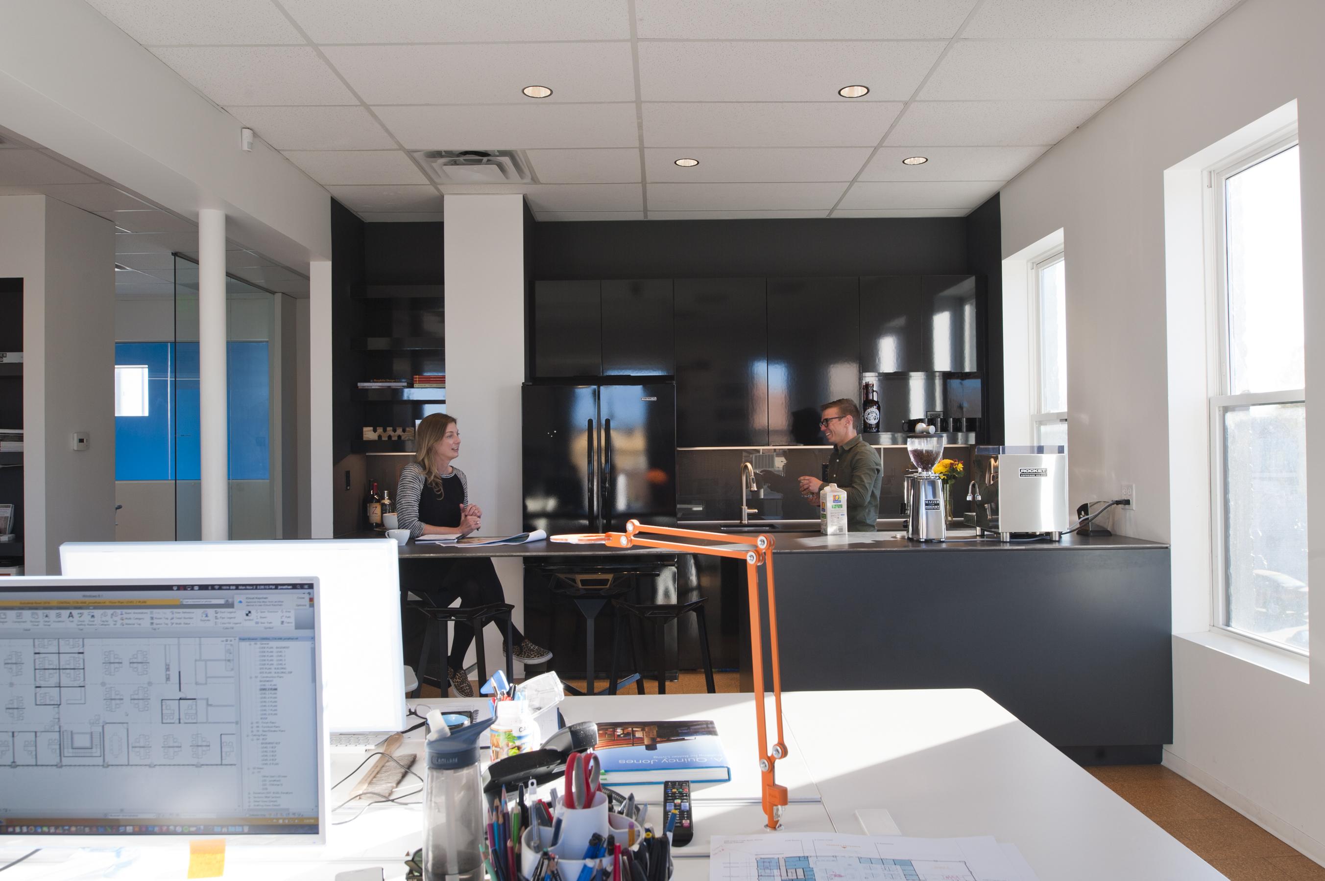 OSA Open Studio Architecture Coffee Bar