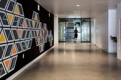 open studio architecture galvanize2 entry stair OSA