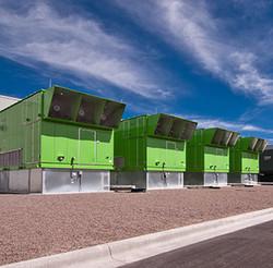 green house data center cheyenne wyoming air handlers