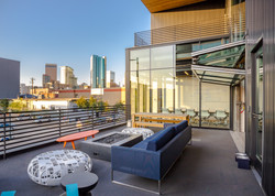 10 OSA exterior courtyard downtown view.