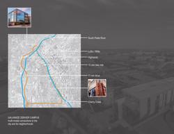 open studio architecture galvanize2 site map OSA