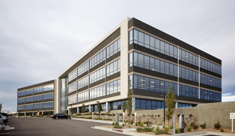008 open studio architecture Trizetto North White Frame OSA