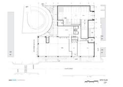 OSA Open Studio Architecture UNICO Office Building 16th & Platte Street Denver Site Plan 16th & Plat