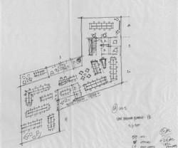new belgium brewing trace paper sketch floor plan 2 open studio architecture