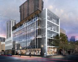 1500 Market Street perspective rendering open studio architecture OSA