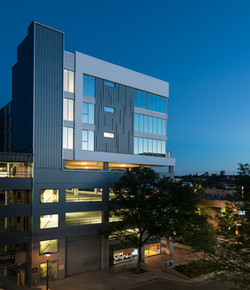 Residences at Fillmore Plaza Cherry Creek open studio architecture OSA - exterior apartments 2nd ave