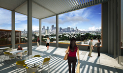 25-70 former Denver Post adaptive reuse roof deck open studio architecture OSA