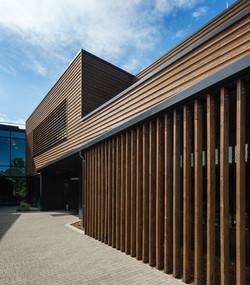 2 New Belgium Brewing Office exterior