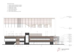 9 new belgium brewing office fort collins elevations open studio architecture