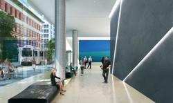 open studio architecture office lobby OSA