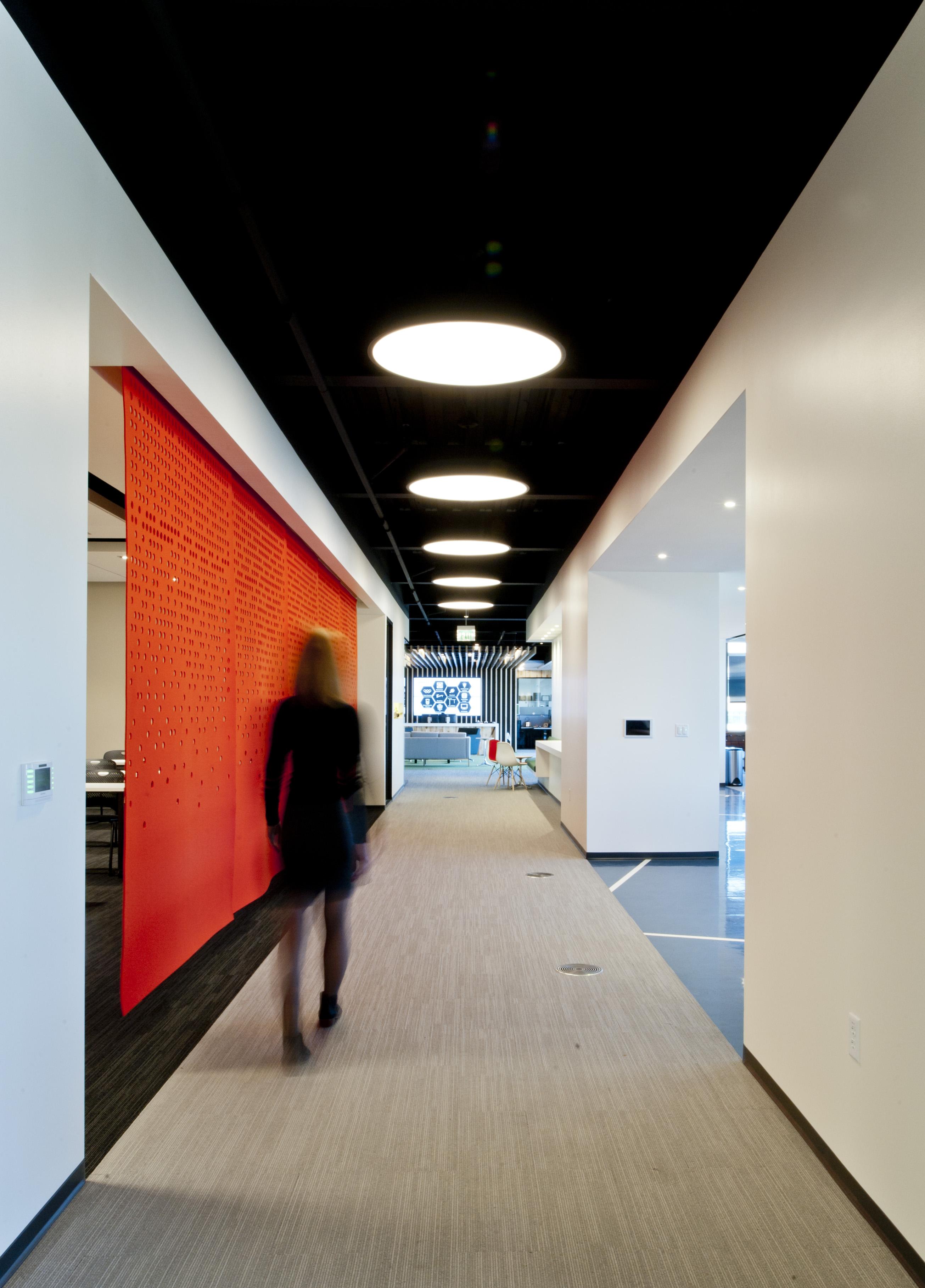 Open Studio Archicture ME Engineers Lobby Hallway OSA