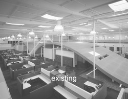 1 Red Bull Headquarters North America open studio architecture OSA - existing headquarters