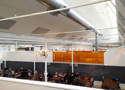 galvanize 1.0 coworking space open studio architecture OSA
