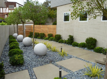 Rock to the Rescue: The Ultimate in Low Maintenance, Water-Wise Landscaping