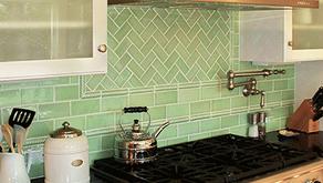 Green Galley Kitchen