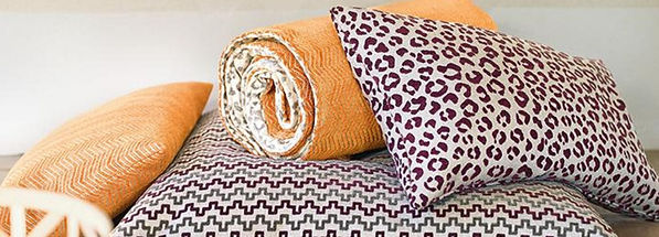 fabric, animal print, orange