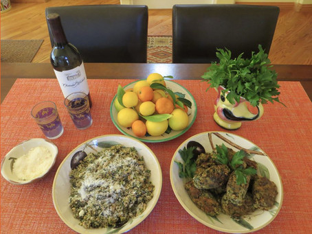 Tuscan Hill Town Recipe Close to my Heart