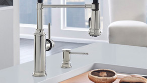 Choosing a Faucet ... The Hardest Worker Bee in Your Kitchen