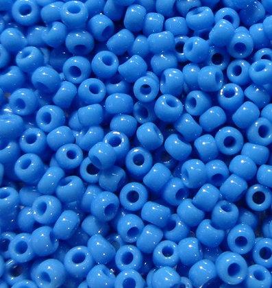 11-T343 11/0 Opaque Cornflower Blue